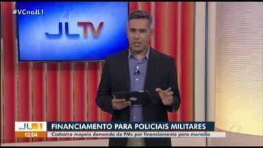 Polícia Militar realiza cadastro habitacional de PMs - Polícia Militar realiza cadastro habitacional de PMs