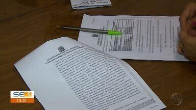 PRE conclui investigação sobre possíveis 'candidaturas laranjas' - Procuradoria Regional Eleitoral conclui investigação sobre possíveis 'candidaturas laranjas' em Sergipe.