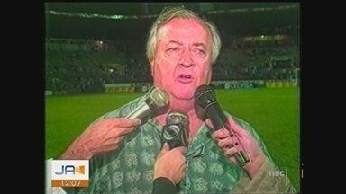 Ex-treinador Lauro Búrigo morre em Florianópolis - Ex-treinador Lauro Búrigo morre em Florianópolis