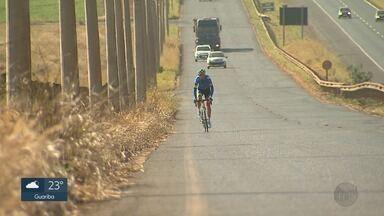 Tetracampeão brasileiro, ciclista de Ribeirão Preto vai disputar os Jogos Pan Americanos - Rodrigo Nascimento vai pedalar 190 quilômetros em busca de uma medalha no Peru.
