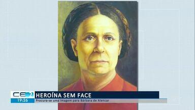 Cientistas querem fazer reconstituição facial de Bárbara de Alencar - Confira mais notícias em g1.globo.com/ce