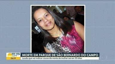 Mulher morta em parque de diversões em São Bernardo do Campo será enterrada nesta sexta - Vítima, de 40 anos, morreu ao bater a cabeça