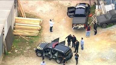 Polícia procura assaltantes que roubaram mais de cem milhões em ouro em Cumbica - A ação foi semelhante a outros assaltos registrados em aeroportos.