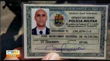 Sargento do Batalhão de Policiamento do Choque morre em acidente de moto - Saiba mais em g1.com.br/ce