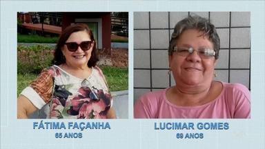 Corpos das duas cearenses que morreram em Alagoas chegam a Fortaleza - Saiba mais em g1.com.br/ce