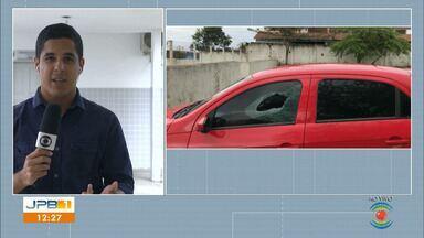 Carros são depredados durante Encontro de Casais em Fagundes - Veículos foram apedrejados e objetos também foram roubados.