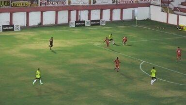 Ypiranga empata com o Tombense pela série C do Brasileirão - Tombense 1 X 1 Ypiranga.