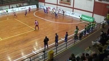 Atlântico vence a Alaf pela Liga Gaúcha de Futsal - Atlântico 5 X 0 Alaf.