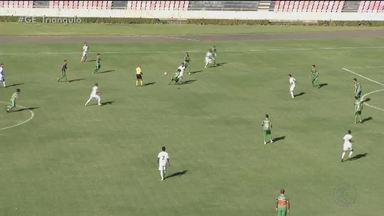 UEC sub-20 e Mamoré empatam sem gols em amistoso em Uberlândia - Jogo terminou em 0 a 0 no Parque do Sabiá, no último sábado