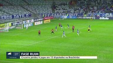 Confira como foi a rodada do fim de semana do Brasileirão - Atlético empatou fora de casa e o Cruzeiro foi derrotado no Mineirão.