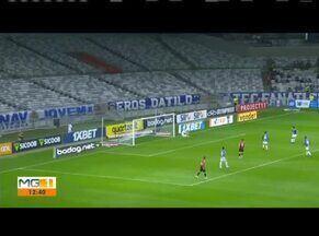 Atlético empata e Cruzeiro perde mais uma pelo Brasileião - Equipes mineiras entraram em campo no fim de semana.