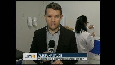 Vigilância Epidemiológica atinge meta de vacinação em Chapecó - Vigilância Epidemiológica atinge meta de vacinação em Chapecó