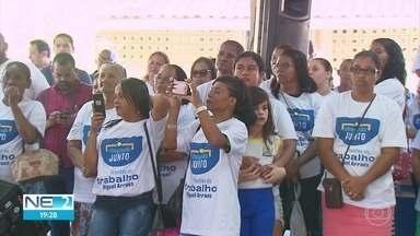 Prefeitura do Recife abre vagas de trabalho em escolas e postos de saude - Têm direito pais e responsáveis por estudantes matriculados na rede municipal.
