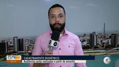 Audiências públicas sobre o cadastramento biométrico são realizadas no Sertão de PE - Nesta quinta (01) e sexta-feira (02) serão realizadas audiências em Ouricuri, Santa Cruz e Santa Filomena, no Sertão.