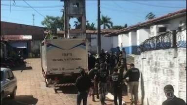 Presos de Altamira são mortos dentro de caminhão durante transferência para Belém - O número de presos mortos no massacre subiu para 58. Mais um corpo foi encontrado dentro da penitenciária.