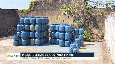 Economista fala sobre variação no preço do gás de cozinha em Rondônia - Confira a entrevista com o economista Otacílio Moreira