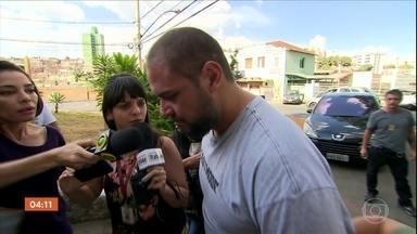 Suspeito de matar a ex-mulher e o filho dela em BH é preso - Paulo Henrique da Rocha era procurado desde segunda-feira (29/7). Ele foi detido com a arma que pode ter sido usada no crime. O advogado dele disse que ele provará sua inocência e que seu cliente tem problemas psicológicos.