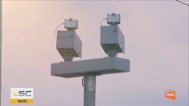 Acordo prevê instalação de novos equipamentos de radares em Santa Catarina - Acordo prevê instalação de novos equipamentos de radares em Santa Catarina