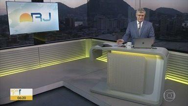 Bom Dia RJ - Edição de quinta-feira, 01/08/2019 - As primeiras notícias do Rio de Janeiro, apresentadas por Flávio Fachel, com prestação de serviço, boletins de trânsito e previsão do tempo.