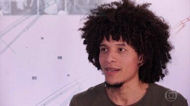 Conheça Willian Kessley - Cantor de 26 anos é de Goiânia. GO