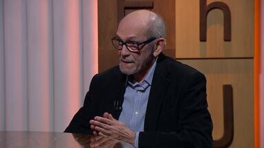Jornalista Luiz Maklouf Carvalho fala de livro sobre trajetória de Bolsonaro no Exército