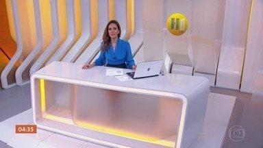 Hora 1 - Edição de sexta-feira, 02/08/2019 - Os assuntos mais importantes do Brasil e do mundo, com apresentação de Monalisa Perrone