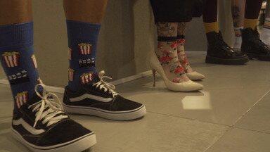 'Expresso' dá dicas para usar meias baphônicas em looks cheios de estilo - 'Expresso' dá dicas para usar meias baphônicas em looks cheios de estilo