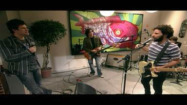 Rockz e Bazar Pamplona - A ponte aérea reúne duas bandas de rock que estão dando o que falar! A carioca Rockz e a paulista Bazar Pamplona.