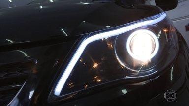 Veja os cuidados para colocar LED nos faróis - Instalação não modifica conjunto original do veículo.