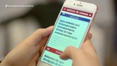 'Isso a Globo Não Mostra #29': Notícias Bolsonaro - 'Isso a Globo Não Mostra #29': Notícias Bolsonaro