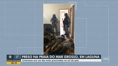 Indiciado por morte de policiais militares em Porto Alegre é preso em Santa Catarina - Indiciado por morte de policiais militares em Porto Alegre é preso em Santa Catarina