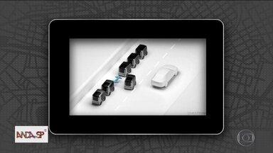 Anda SP mostra tendências para a mobilidade - Carro do futuro deverá ser elétrico, autônomo e compartilhado
