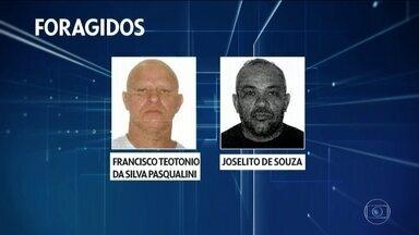 Polícia de SP identifica mentor intelectual do roubo do ouro do aeroporto de Cumbica - A justiça decretou a prisão preventiva dos seis envolvidos.