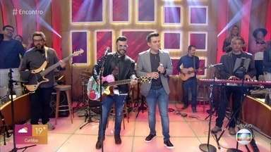 Marcos & Belutti canta 'Eu Era' - Confira