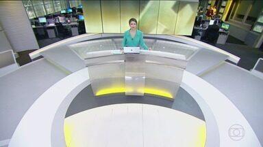 Jornal Hoje - Edição de quarta-feira, 07/08/2019 - Os destaques do dia no Brasil e no mundo, com apresentação de Sandra Annenberg.