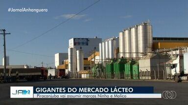 Piracanjuba anuncia que vai assumir unidades de produção de leite pasteurizado da Nestlè - Empresa passa a ser a segunda maior produtora do país.
