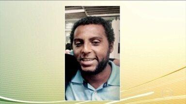 Homem acusado de matar a ex-namorada é preso no Rio - Bruno Ferreira Correia estava foragido e foi encontrado na casa de parentes. A vítima tinha 25 anos e foi encontrada morta dentro do apartamento dele.