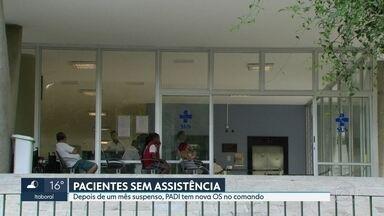 Após 1 mês suspenso, PADI tem nova OS - Programa de Atenção Domiciliar ao Idoso e aos portadores de doenças neurológicas estava sem atendimento. Prefeitura anunciou nome da Organização Social nesta sexta (9).
