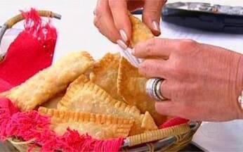Pastel de siri - Receita de pescador, direto de Paraty.