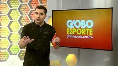 íntegra Globo Esporte Ce 10082019