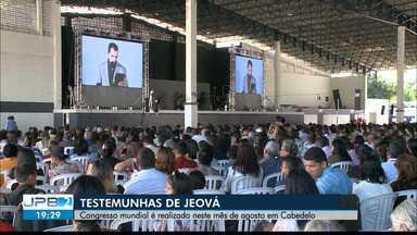 Congresso mundial das Testemunhas de Jeová é realizado em Cabedelo - Neste mês de agosto.