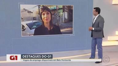 G1 no BDMG: Sine Belo Horizonte oferece 46 vagas de emprego nesta segunda-feira - Há vagas para pessoas com deficiência com e sem experiência; veja detalhamento.