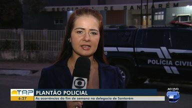 Plantão policial: confira as principais ocorrências desta segunda-feira - Casos foram registrados na delegacia de polícia civil.