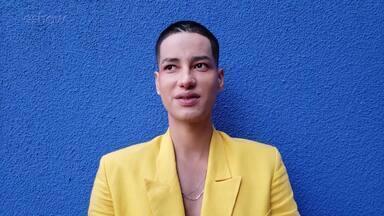 Jaloo nos bastidores do Altas Horas - Artista fala sobre sua história, influências e estilo