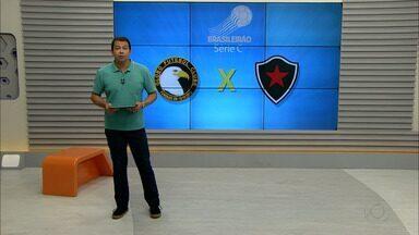 Confira os gols da vitória de Botafogo-PB e Treze na Série C - Confira os gols da vitória de Botafogo-PB e Treze na Série C