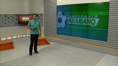 Confira como foram as semifinais do Paraibano Sub-19 - Confira como foram as semifinais do Paraibano Sub-19