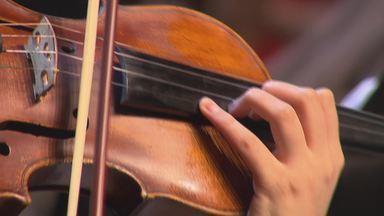 Conheça o trabalho da Academia Orquestra Ouro Preto - O projeto foi criado para o aperfeiçoamento de jovens músicos mineiros.