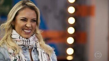Conheça Adrya Almeida - Cantora de 31 anos é de Cuiabá, MT