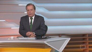 Bom Dia Brasil - Edição de quarta-feira, 14/08/2019 - O telejornal, com apresentação de Chico Pinheiro e Ana Paula Araújo, exibe as primeiras notícias do dia no Brasil e no mundo e repercute os fatos mais relevantes.