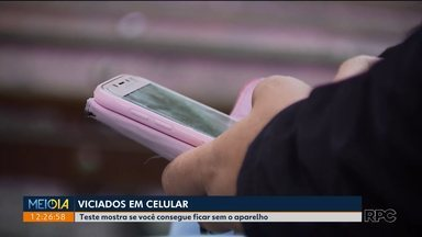 Nomofobia: o medo de ficar sem celular - Psicólogo explica que a falta do celular dá a sensação de solidão.